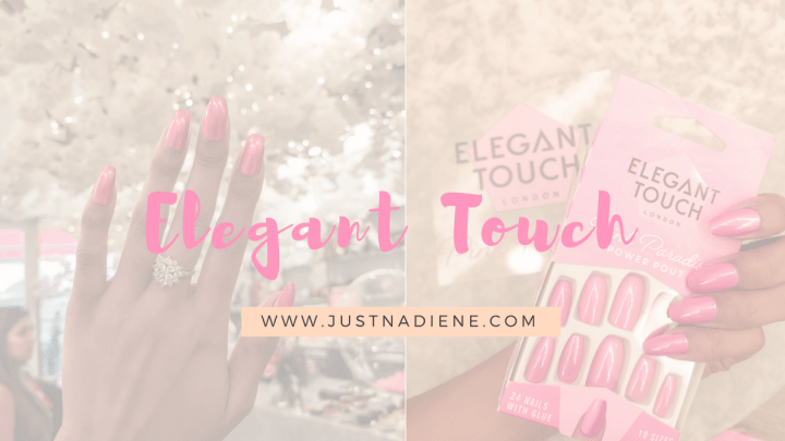 Ways to Wear Pink Nails | Elegant Touch Pink Paradise Review