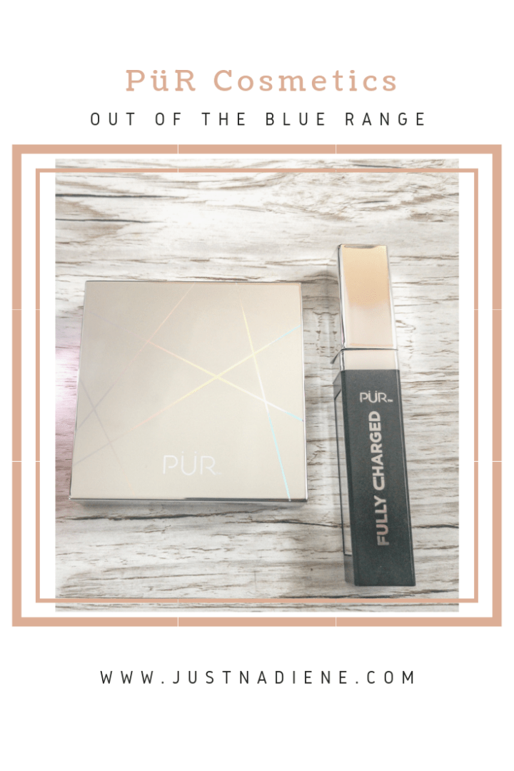 PÜR Cosmetics Blue Light Filter Range (HEV)