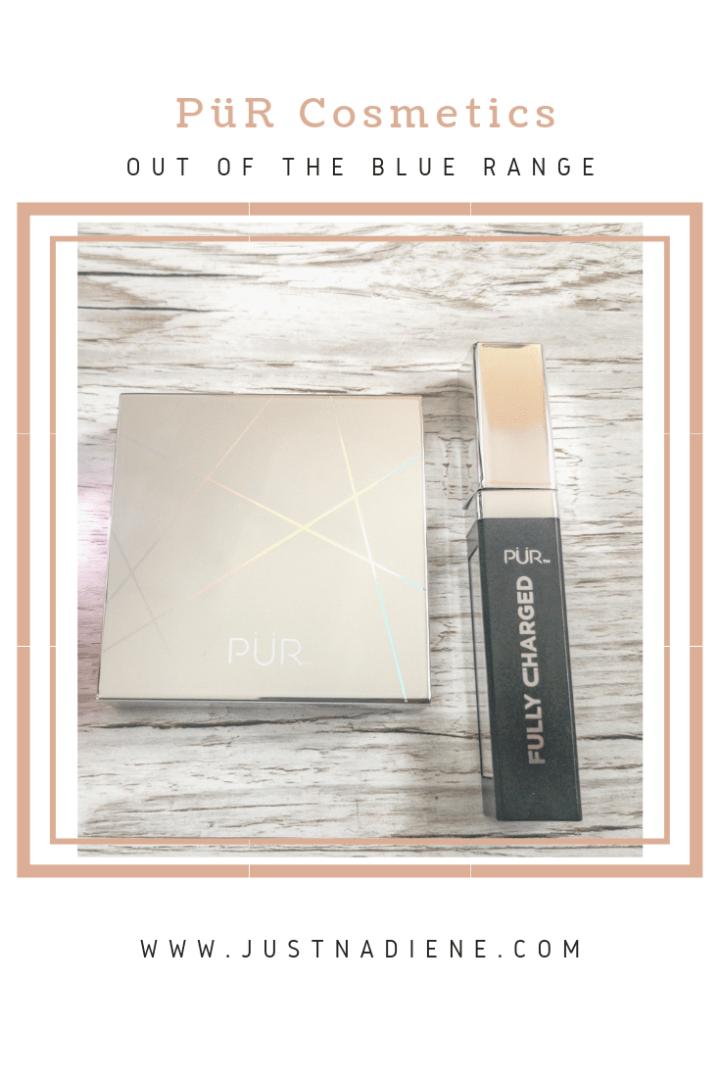 PÜR Cosmetics Blue Light Filter Range (HEV)
