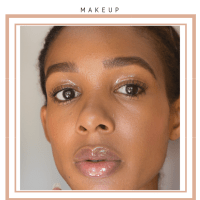 MUA Glossy WFH Makeup In 6 Easy Steps