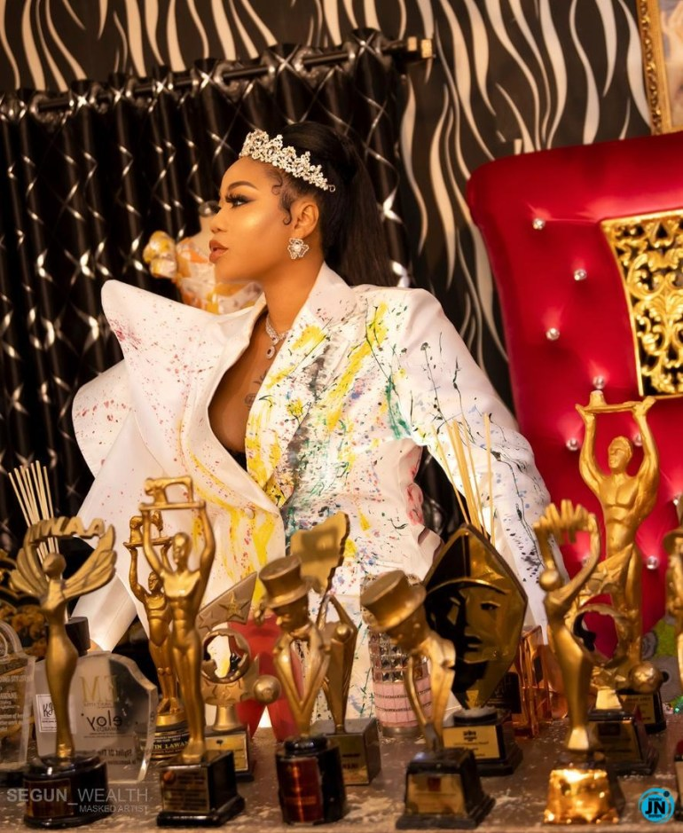 Toyin Lawani Expands Her Empire, Set To Launch Permanent Site