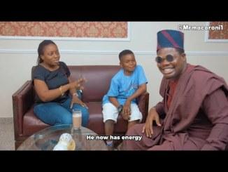 Comedy Video: Mr Macaroni – Milo Energy