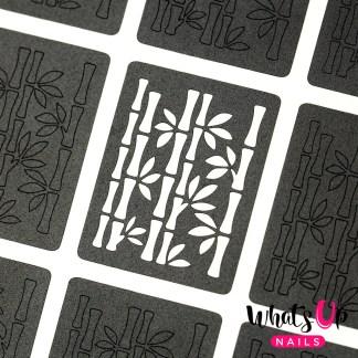 Bamboo Stencils