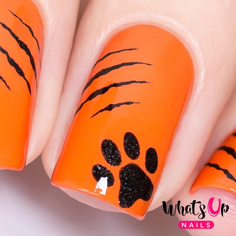 Kitty Scratch negle vinyler