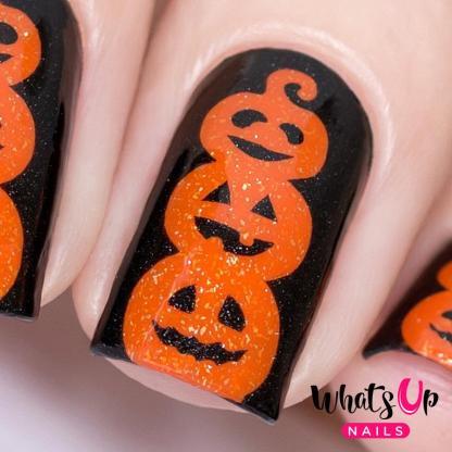 Pumpkin Topiary negle vinyler