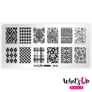 Fashion Prints stamping