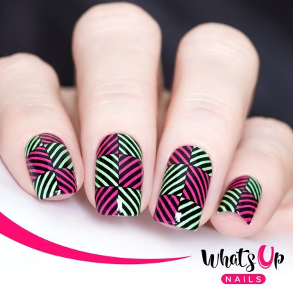 Hypnotic Illusions stamping