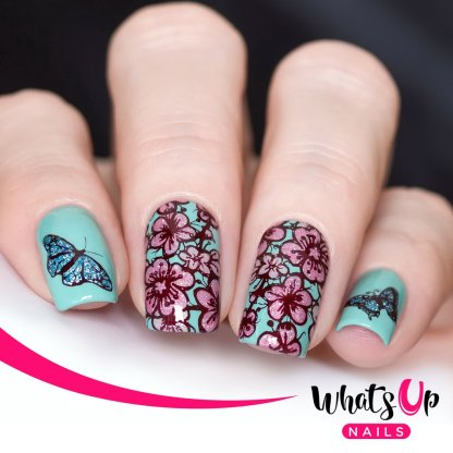 Tropical Escape stamping
