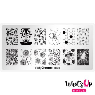 Picnic in the Park stamping
