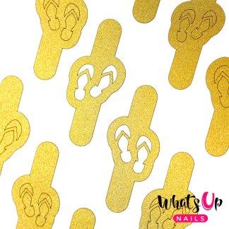 Flip Flops Stencils