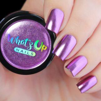 Lilac Chrome - neglepulver lilla