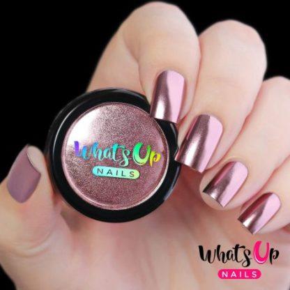 Rose Chrome - neglepulver lyserød