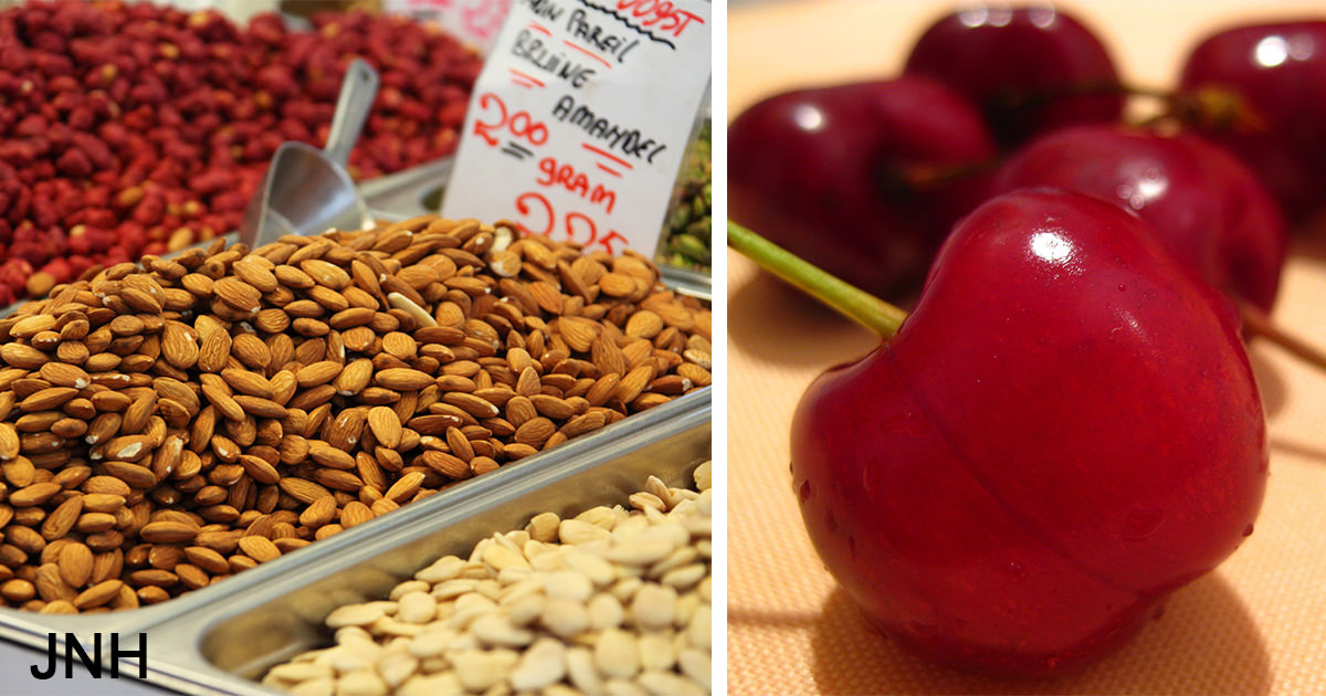 Never wake up in the middle of the night again! 5 foods to eat before bedtime!