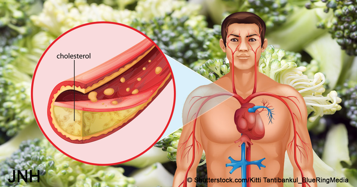 Eat broccoli like THIS to reduce your risk of heart attack and strokes