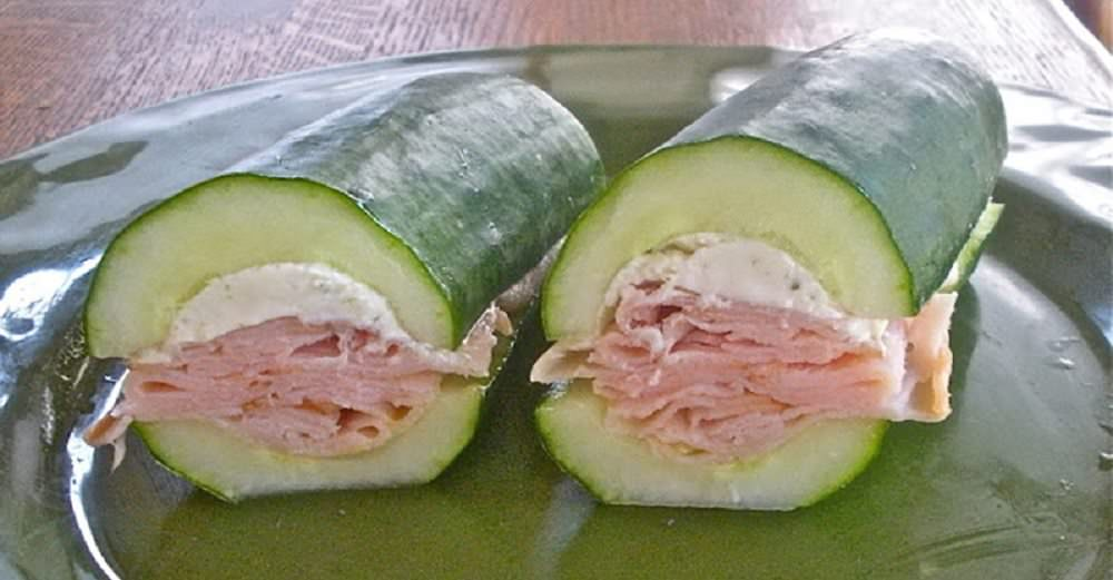9 Amazing Bread-less Sandwich Ideas That Will Make You Drool:
