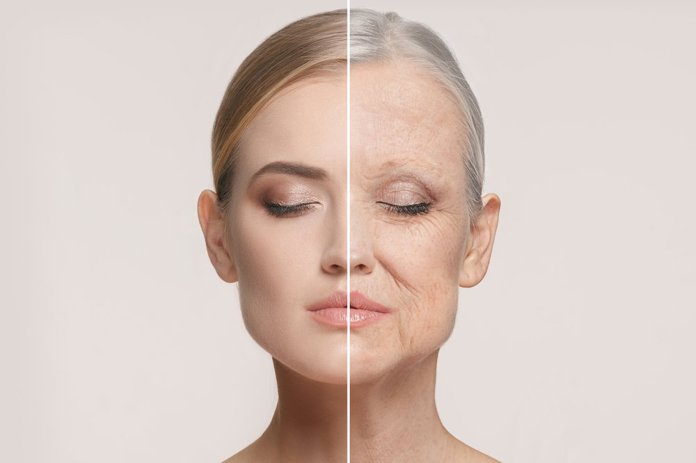 Preventing wrinkles as we age