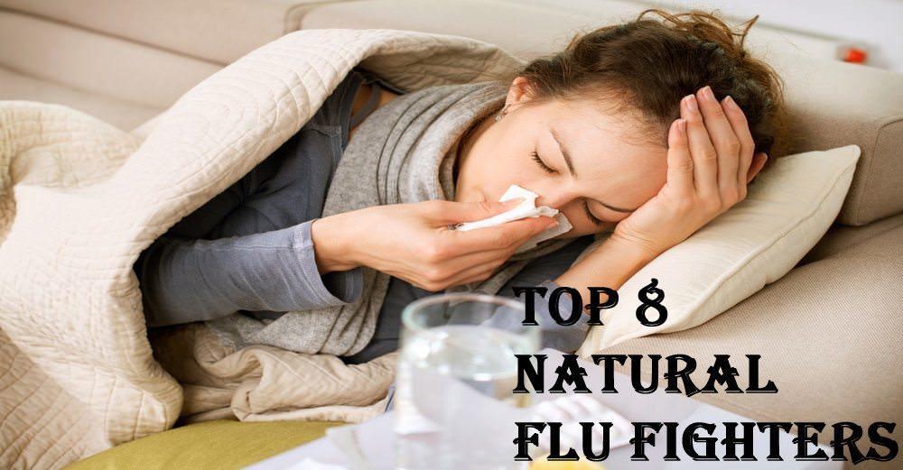 8 Essential Flu Fighters