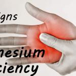 9 Signs You Have a Magnesium Deficiency