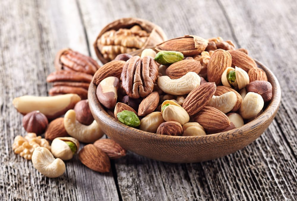 Adding Nuts to Your Diet May Help You Live Longer
