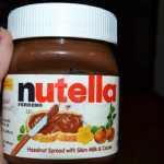 Nutella is Poisonous for You and Your Kids
