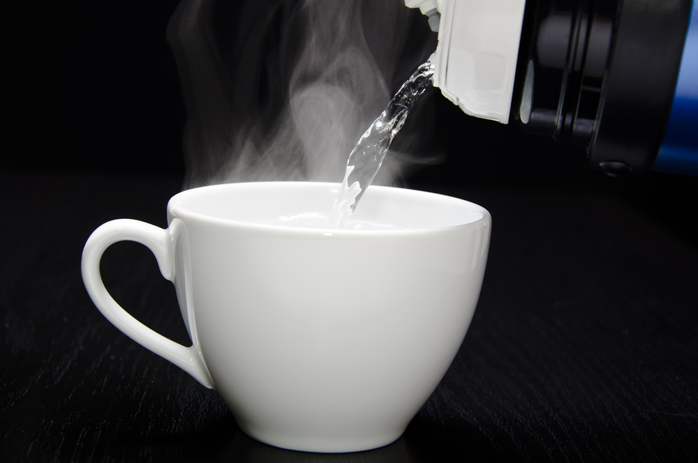 Why You Should Drink Hot Water