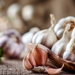 Five Benefits Of Raw Garlic