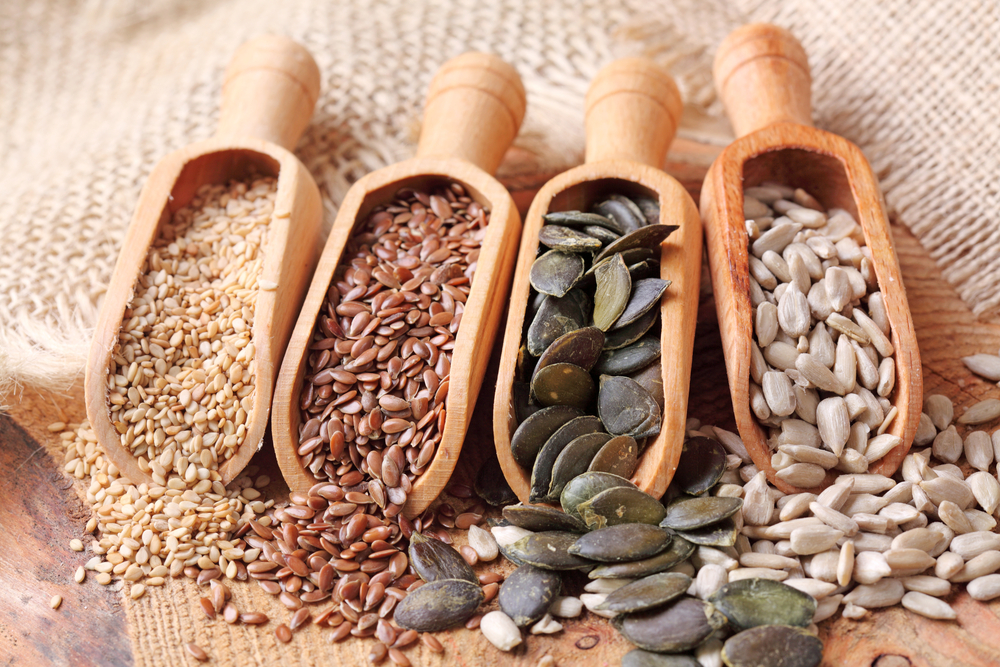 The Best Seeds for Lowering Cholesterol