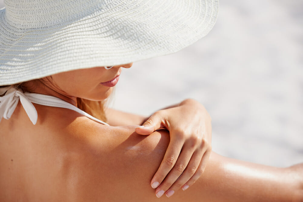 Coconut Oil as Sunscreen- does it work?