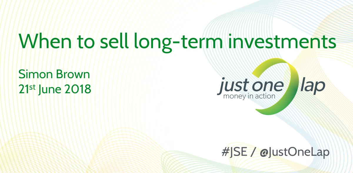 When to sell long-term investments?