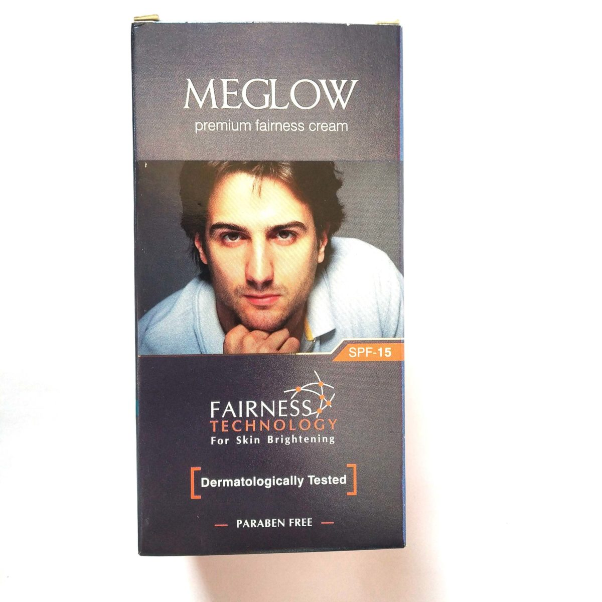 Meglow Premium Fairness Cream for Men- 50g