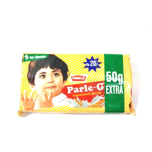 Parle G Original Gluco Biscuits (20% Extra) 35 gm