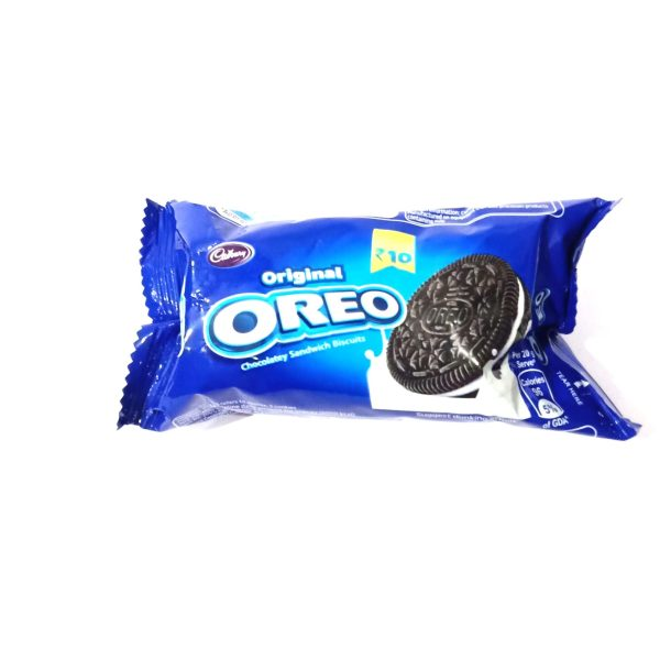 Oreo Original Chocolatey Sandwich Biscuits, 50g