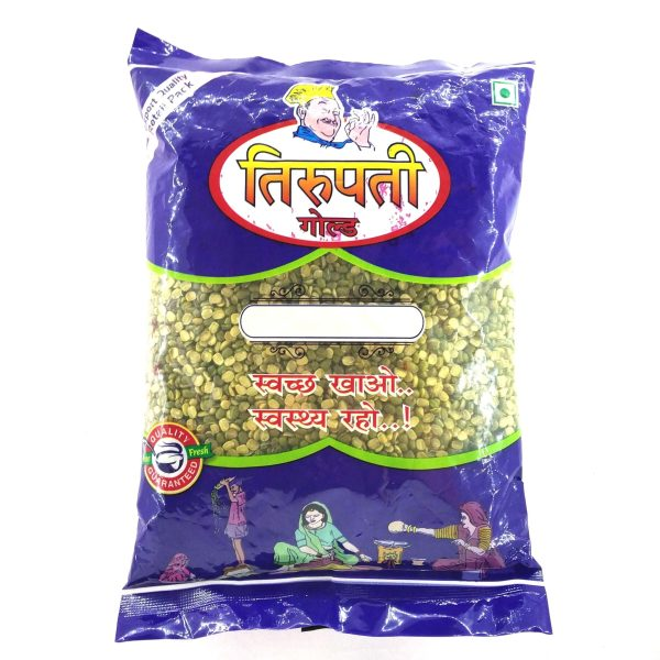 Tirupati Gold Chilka Moong Daal- 500g