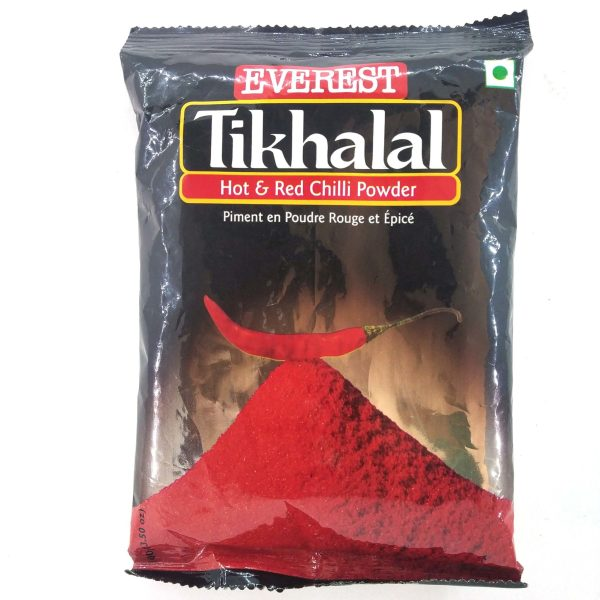 Everest Tikhalal Hot and Red Chilli Powder