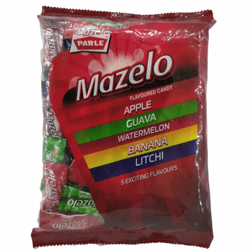 Parle Mazelo Flavoured Candy 277gm