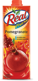 Real Fruit Power Pomegranate (Anar), 1L