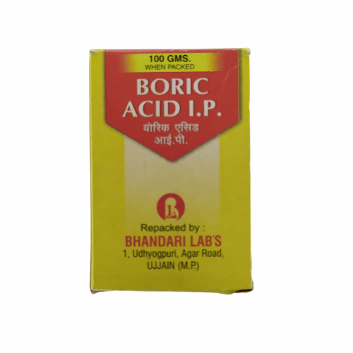 Boric Acid I.P Powder