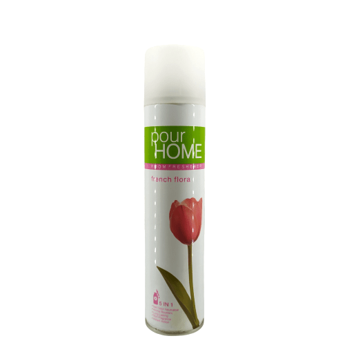 Pour Home French Flora Room Freshener, 125g