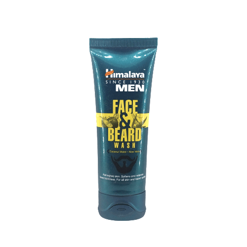 Himalaya Men Face And Beard Wash, 40ml