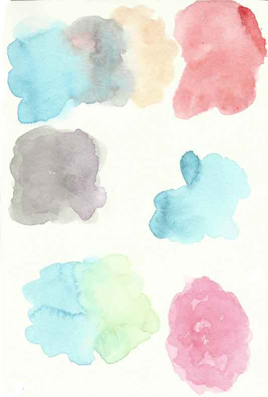 watercolor-splotches