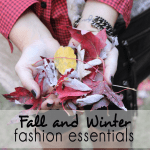 Fall and Winter Fashion Essentials | Just Peachy Blog