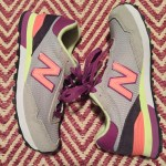New Balance Shoes with Jeans | Just Peachy Blog