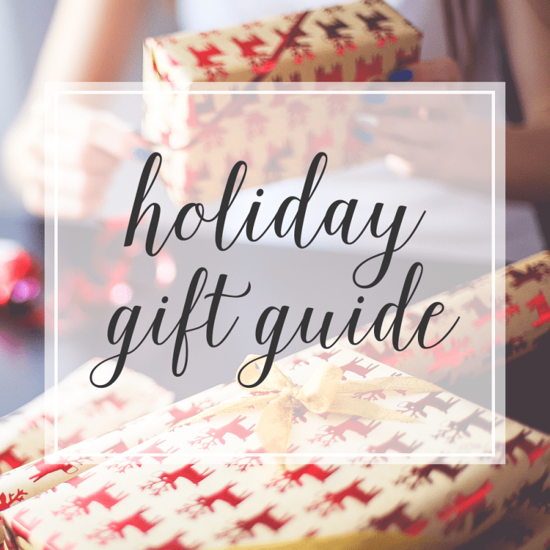 2015 Holiday Gift Guide | Just Peachy Blog