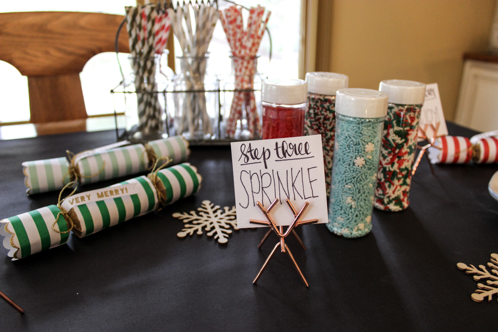 Paper Source Holiday Decor | Just Peachy Blog