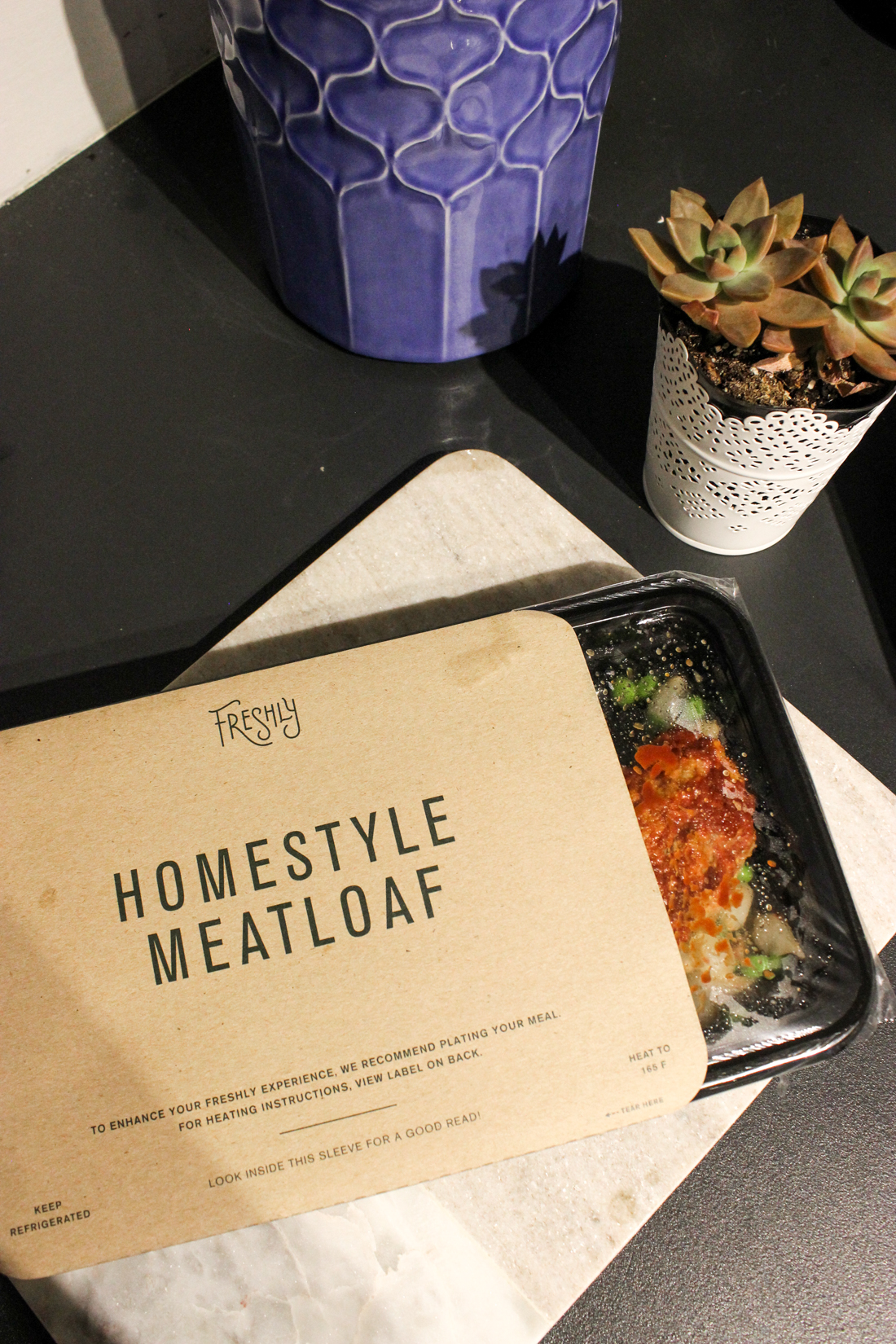 Freshly Meal Service Review | Just Peachy Blog