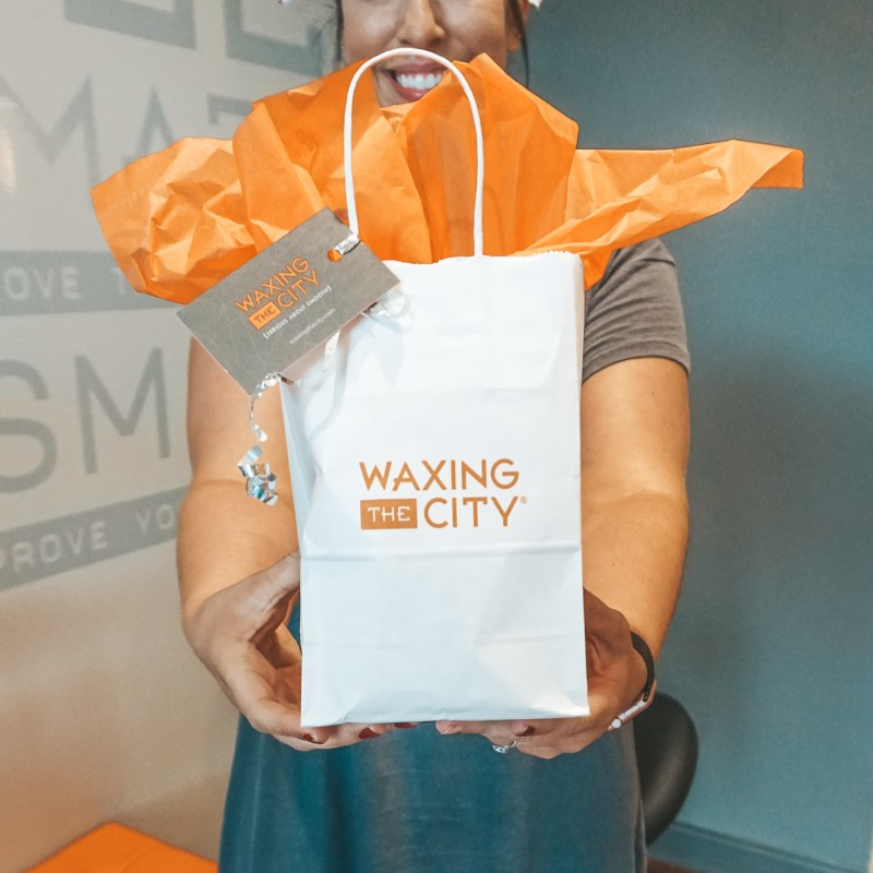 Waxing the City Alpharetta | Just Peachy Blog