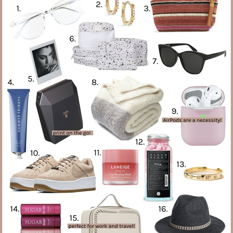 Holiday Gift Guide For Her | Just Peachy Blog