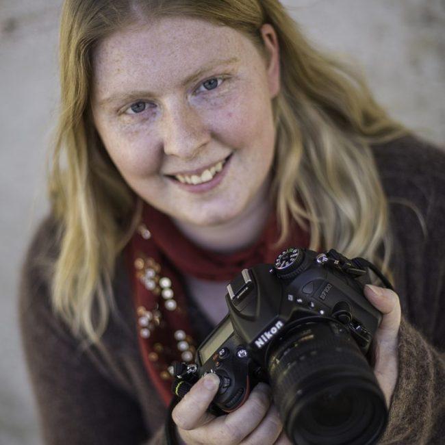 Liesbeth Boeckx - Grafisch vormgeefster & Fotograaf
