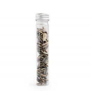 Verpakking: Tube zilveren goud dop