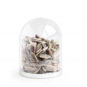 Verpakking: Globe zilveren bodem